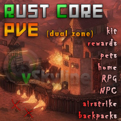RUST-CORE PvE